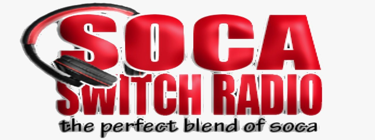 Logo for Soca Switch Radio